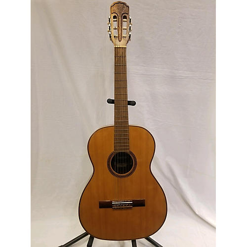 Giannini 1970s AWN 31 Classical Acoustic Guitar