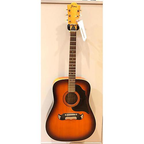 Framus 1970s Acoustic Acoustic Guitar