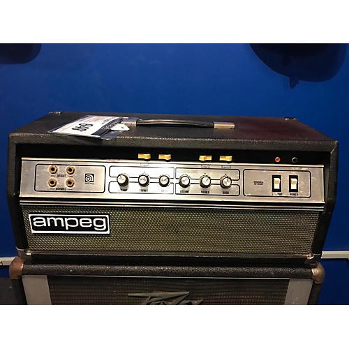Ampeg 1970s B-25B Tube Bass Amp Head