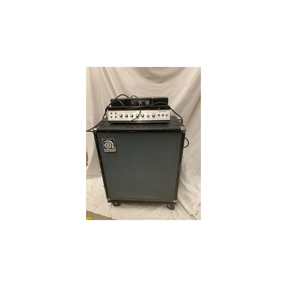 Ampeg 1970s B15S Bass Combo Amp
