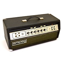 Ampeg 1970s B25 B Tube Guitar Amp Head