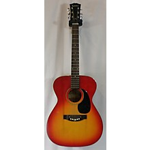 Ventura 1970s BRUNO V-11 Acoustic Guitar