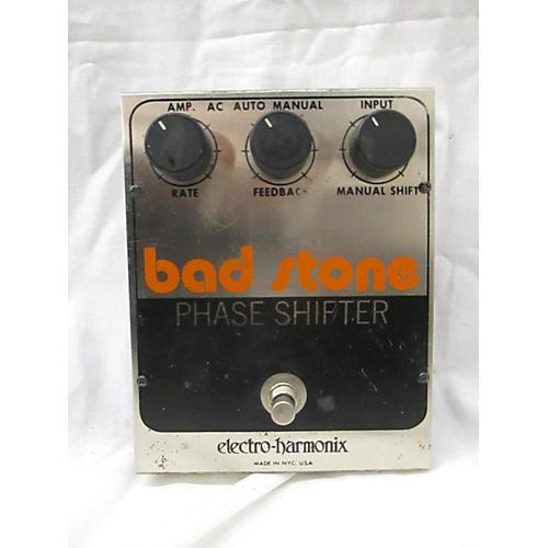 Electro-Harmonix 1970s Bad Stone Phase Shifter Effect Pedal