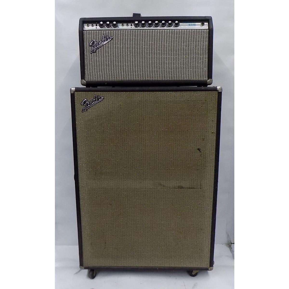 Fender 1970s Bandmaster Reverb Tube Guitar Amp Head