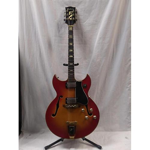 Ventura 1970s Barney Kessel Model Hollow Body Electric Guitar