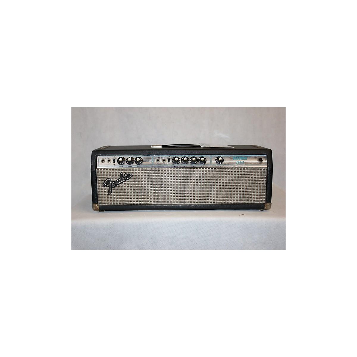 Fender 1970s Bassman 100 Bass Combo Amp
