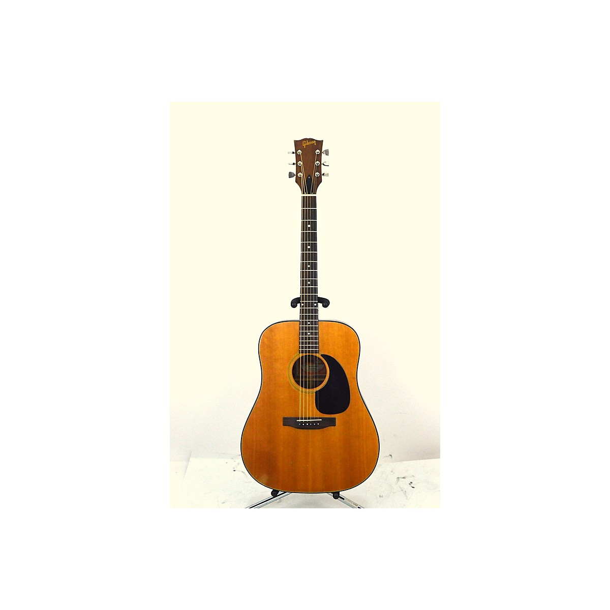 Gibson 1970s Blue Ridge Acoustic Guitar