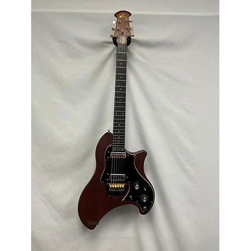 Ovation 1970s Breadwinner Solid Body Electric Guitar