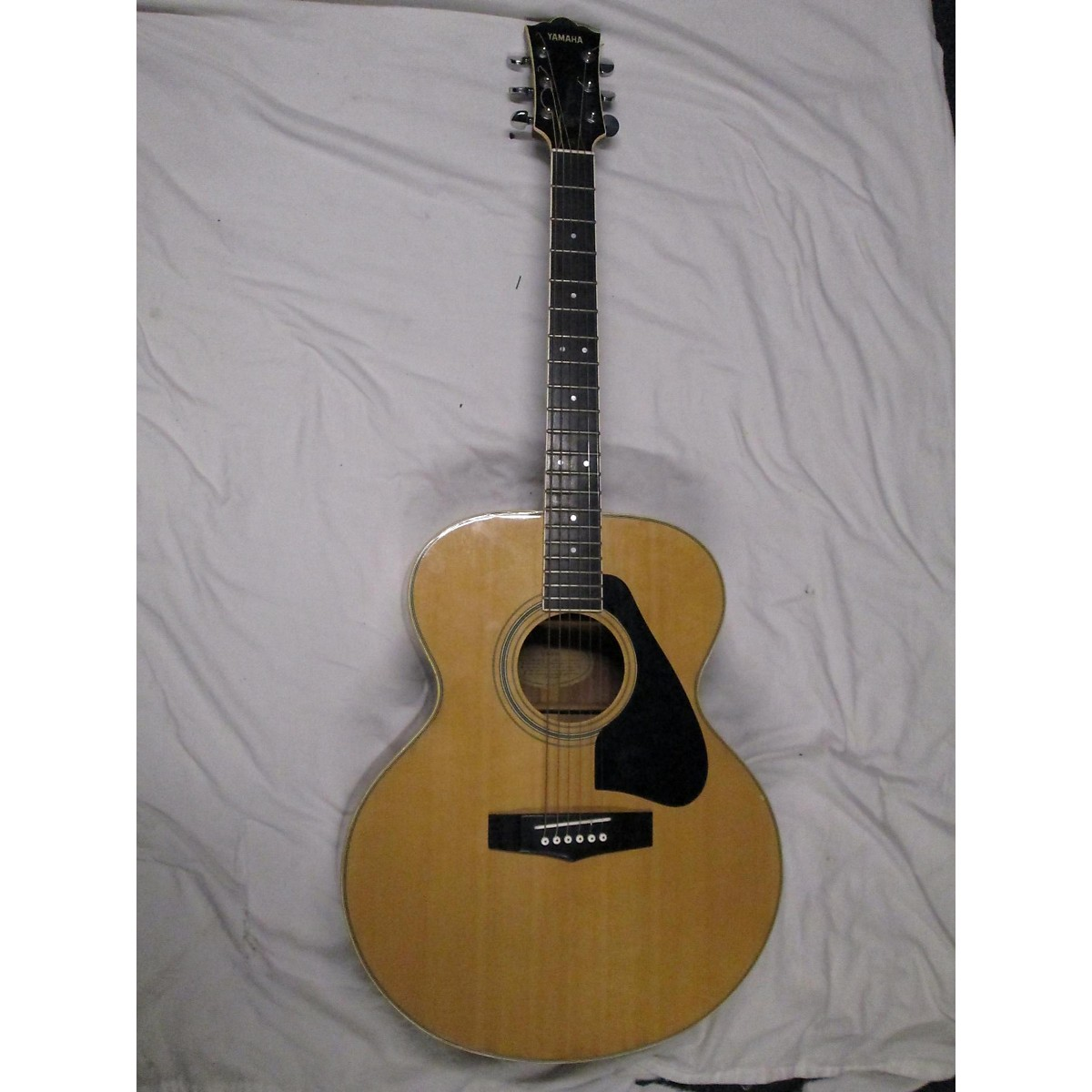 Yamaha 1970s CJ-818 Acoustic Guitar