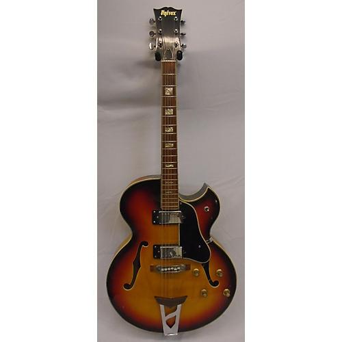 Univox 1970s CUTAWAY Hollow Body Electric Guitar