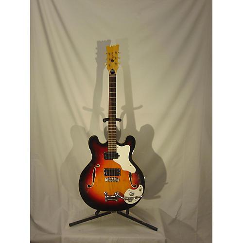 Mosrite 1970s Celebrity Hollow Body Electric Guitar