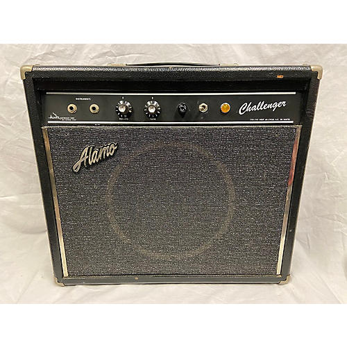 Alamo 1970s Challenger 2562 Tube Guitar Combo Amp