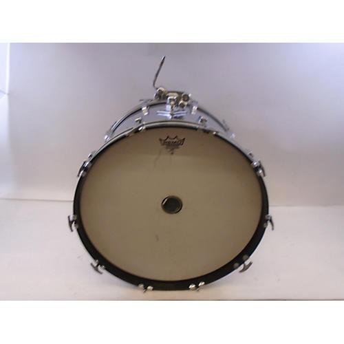 Ludwig 1970s Chrome Drum Kit
