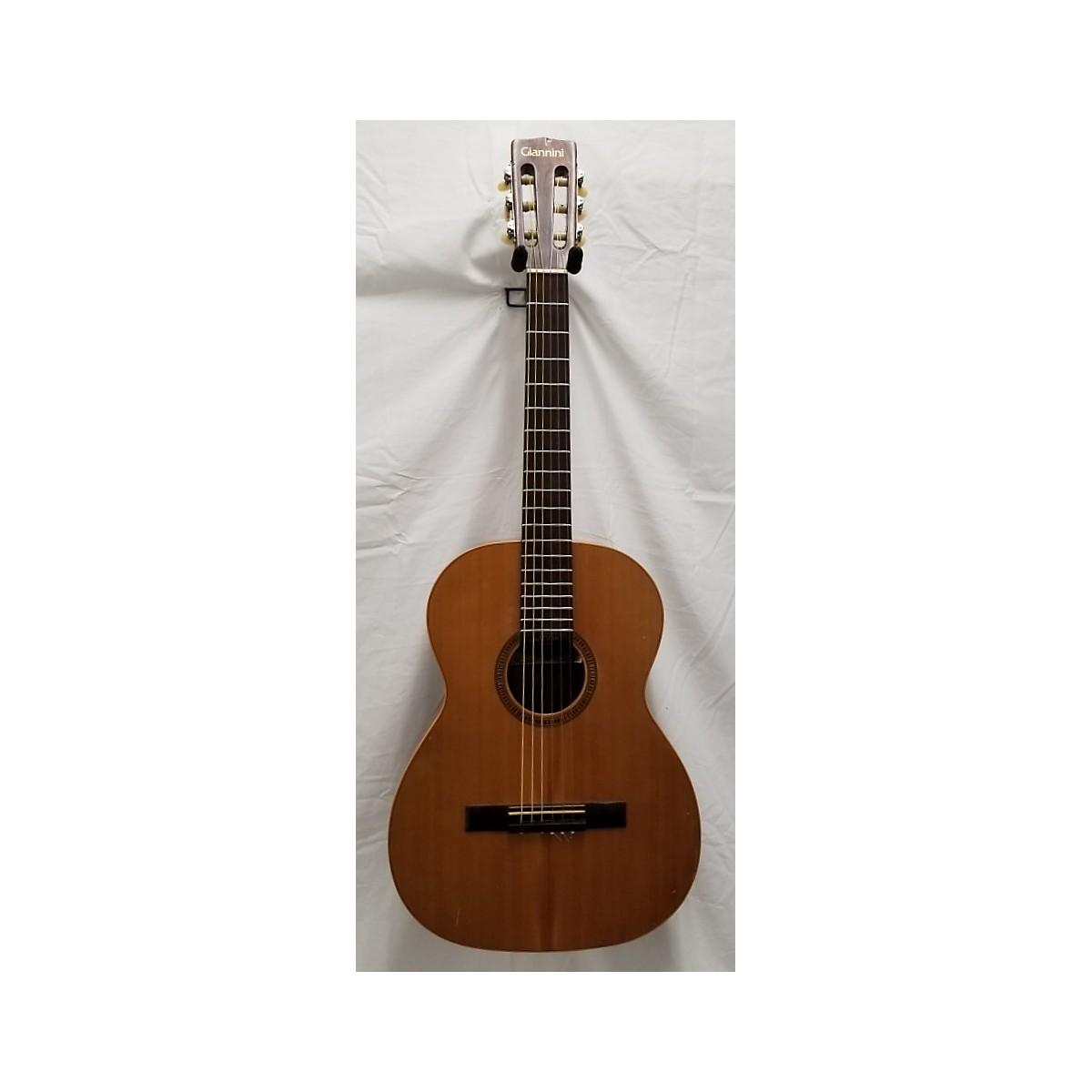 Giannini 1970s Classical Guitar Classical Acoustic Guitar