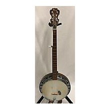 Alvarez 1970s Closed-back Banjo