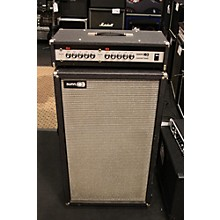 Sunn 1970s Concert Lead Silver Knob Head And 612S Cabinet Bass Combo Amp