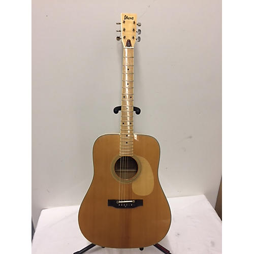 Ibanez 1970s Concord Acoustic Guitar