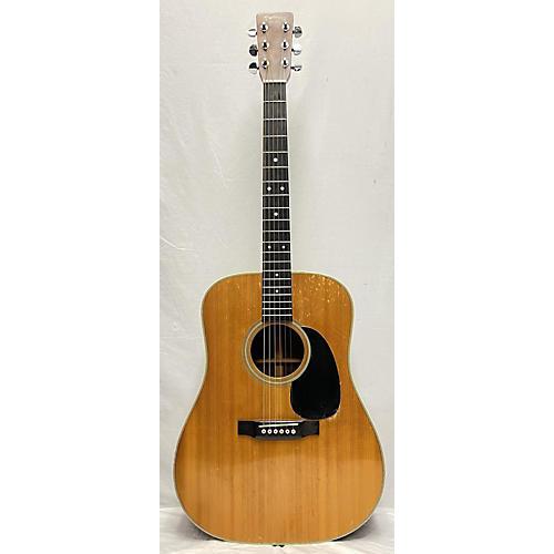 Martin 1970s D-28 Acoustic Guitar
