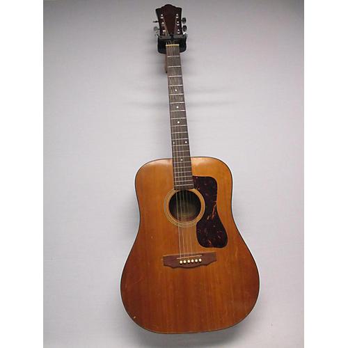 Guild 1970s D35 Acoustic Guitar