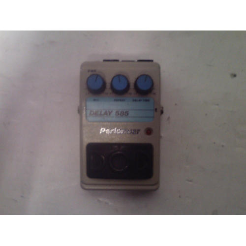 DOD 1970s DELAY 585 Effect Pedal