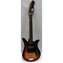 Teisco 1970s E-110 Tulip Solid Body Electric Guitar