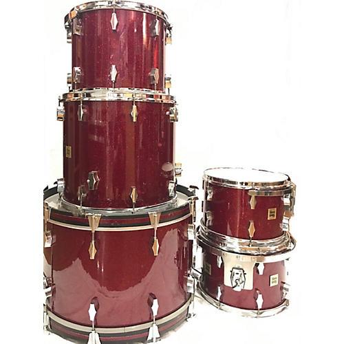 Fibes 1970s Encore Drum Kit