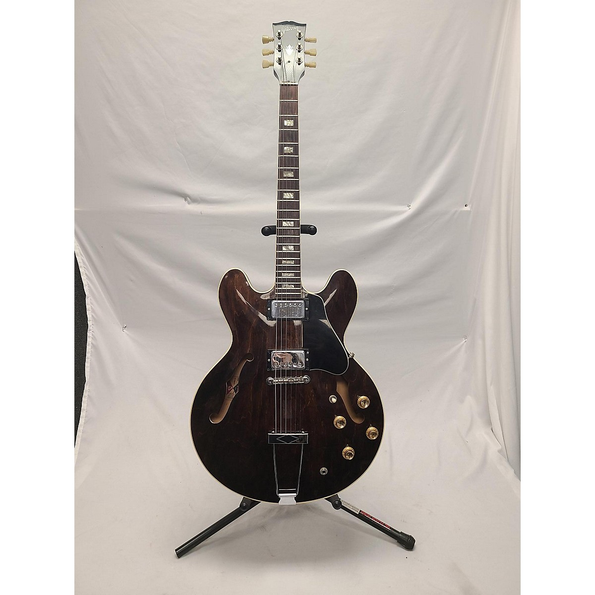 Gibson 1970s Es335tdw Hollow Body Electric Guitar