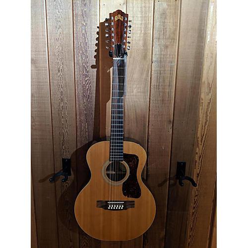Guild 1970s F112 12 String Acoustic Guitar