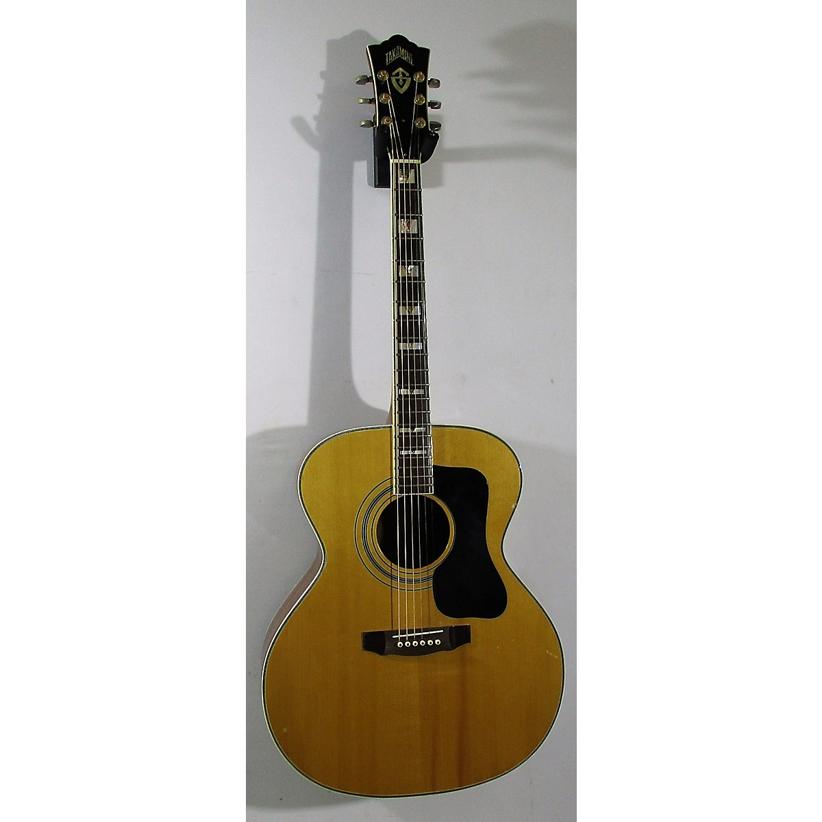 Takamine 1970s F375s Acoustic Guitar