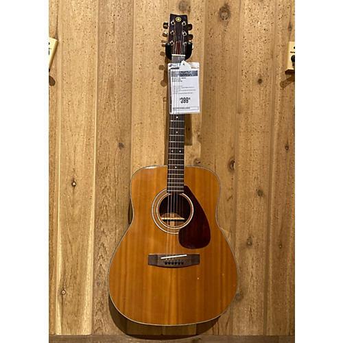 Yamaha 1970s FG200 Acoustic Guitar