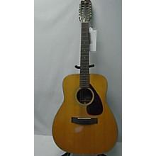 Yamaha 1970s FG260 12 String Acoustic Guitar