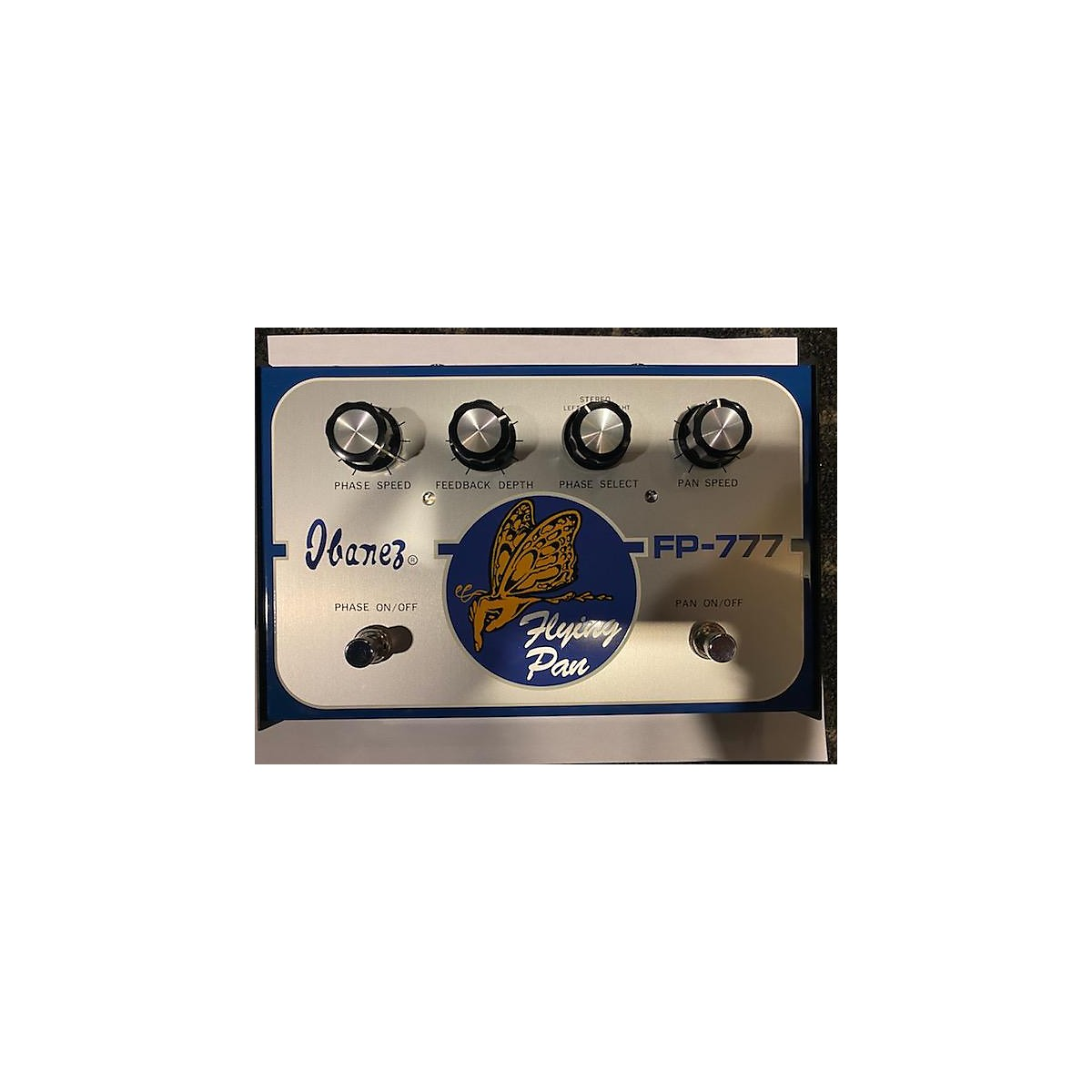 Ibanez 1970s FLYING PAN FP777 Effect Pedal