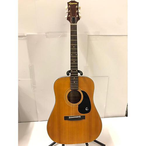 Epiphone 1970s FT-140 Acoustic Guitar