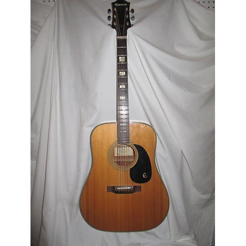 Epiphone 1970s FT-150 Acoustic Guitar