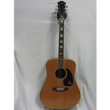 Epiphone 1970s FT-350 Acoustic Guitar