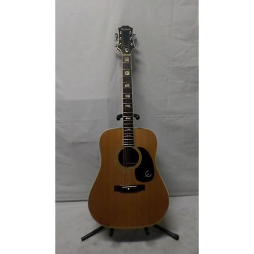 Epiphone 1970s FT-550 Acoustic Guitar