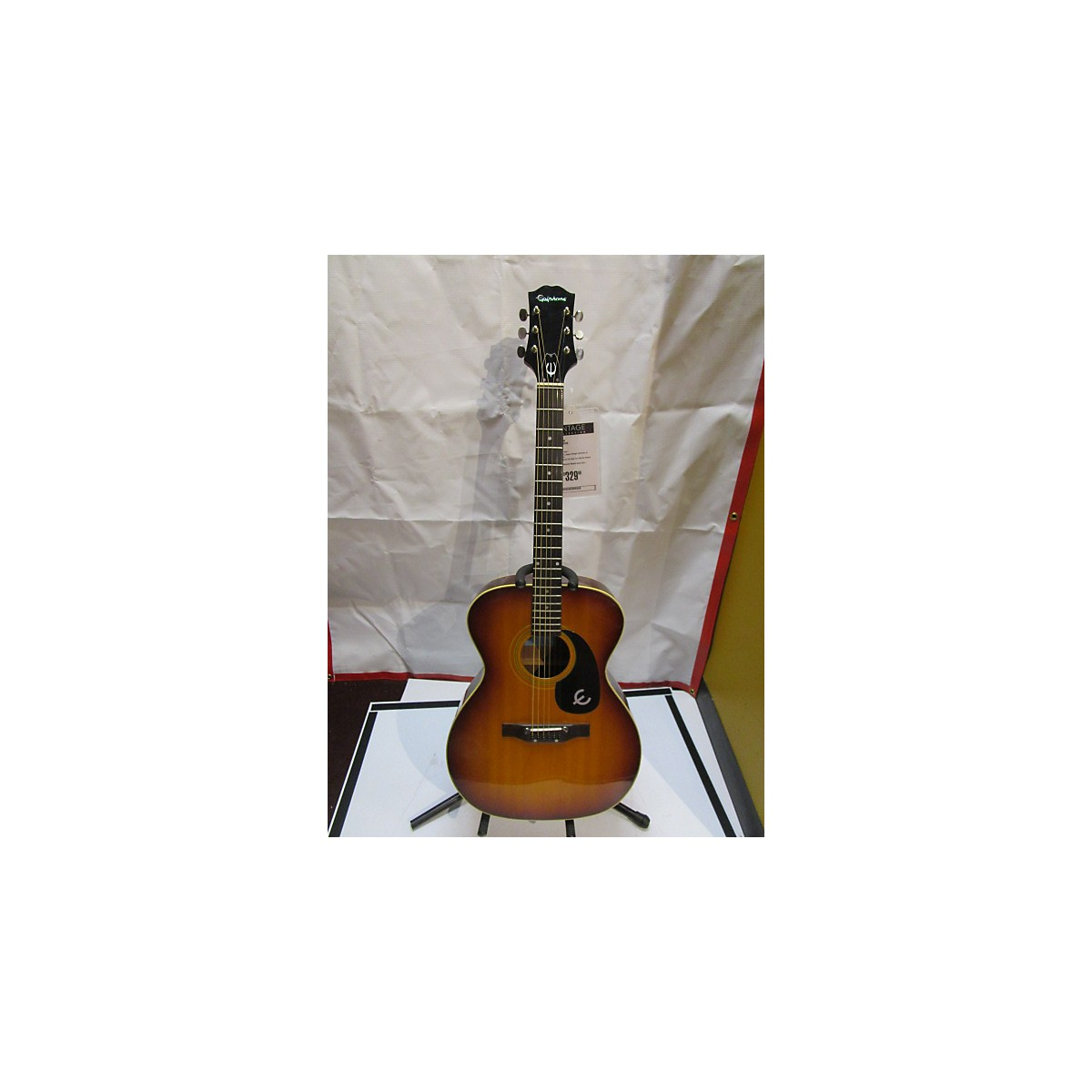 Epiphone 1970s FT130 Acoustic Guitar