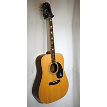 Epiphone 1970s FT350 Acoustic Guitar
