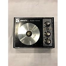 Maestro 1970s FZ-1S Fuzz Tone Effect Pedal