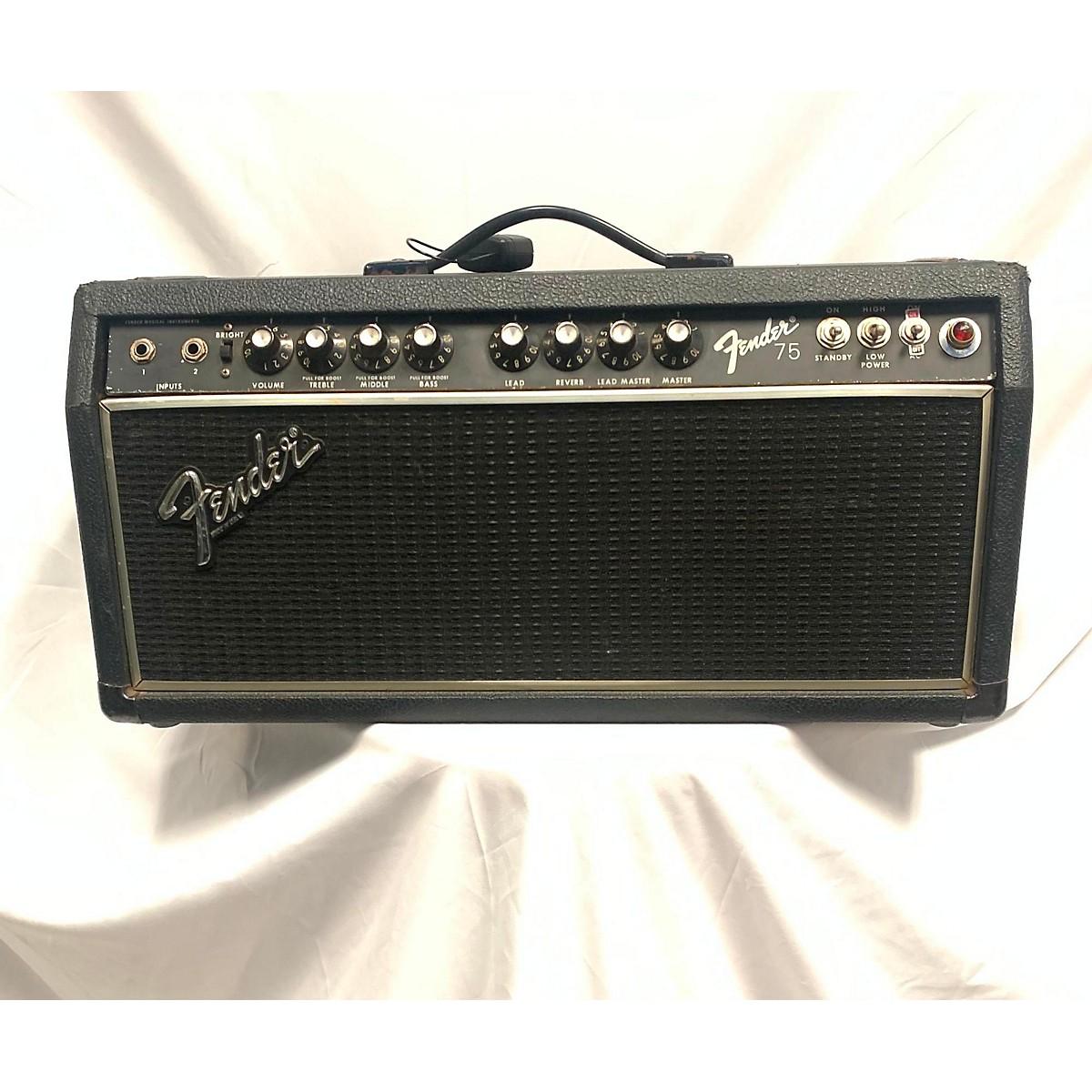 Fender 1970s Fender 75 Tube Guitar Amp Head