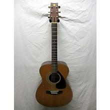 Yamaha 1970s Fg-170 Acoustic Guitar