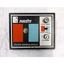 Maestro 1970s Filter Sample/hold Effect Pedal