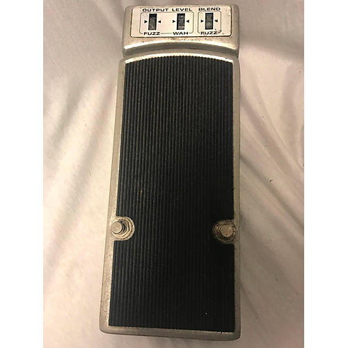 Fender 1970s Fuzz Wah Effect Pedal