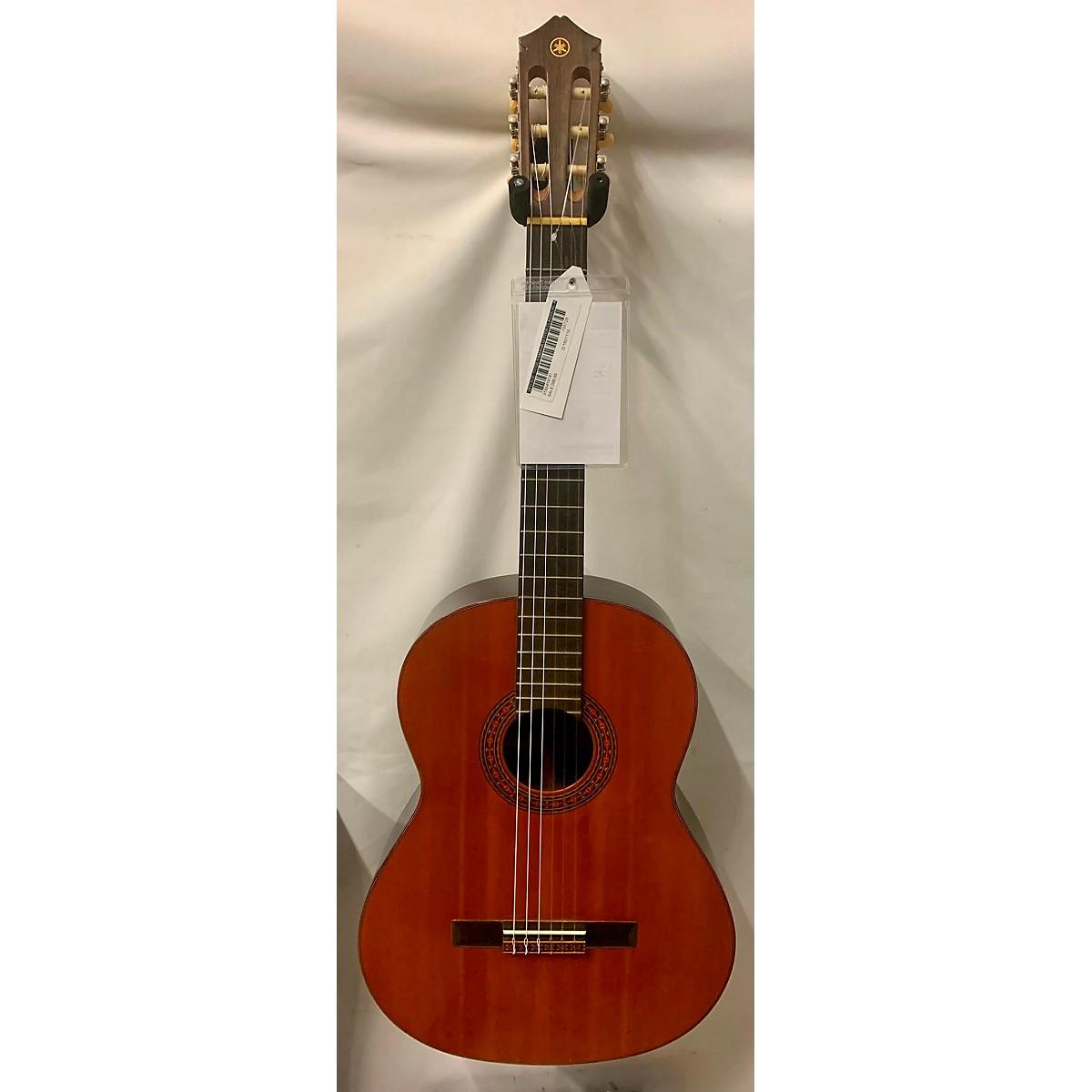 Yamaha 1970s G-17CA Classical Acoustic Guitar