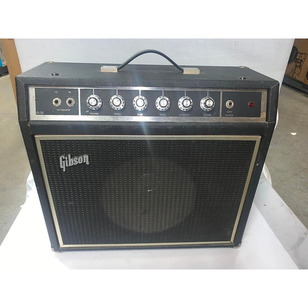 Gibson 1970s G20 Guitar Combo Amp