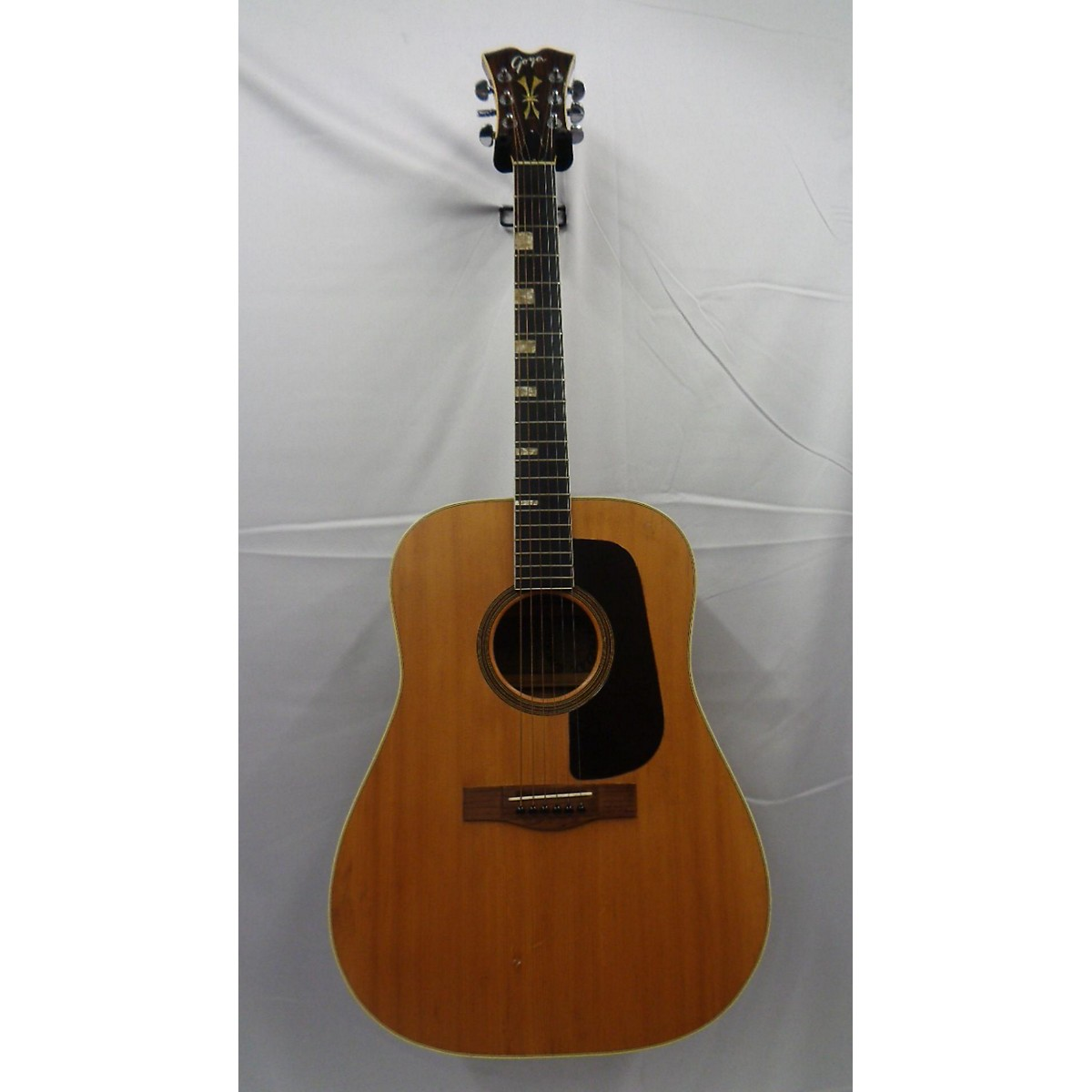 Goya 1970s GG224 Acoustic Guitar