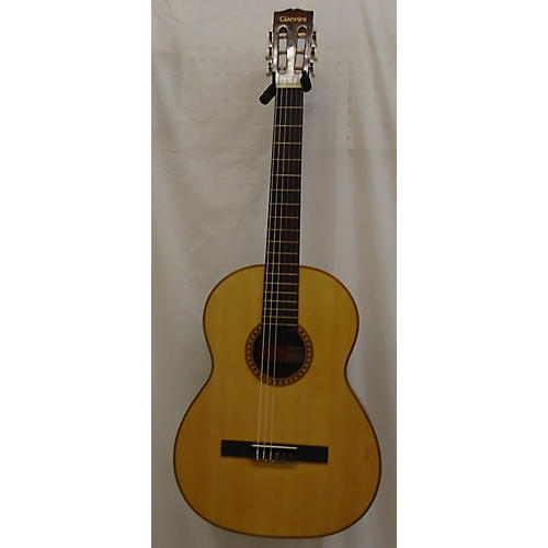 Giannini 1970s Gn-65 Classical Classical Acoustic Guitar