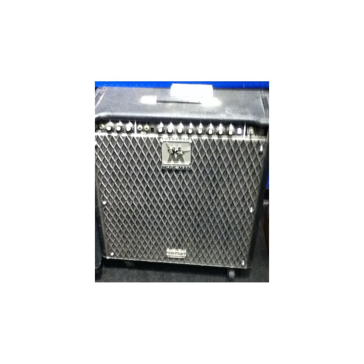 Ernie Ball Music Man 1970s HD130 410 Tube Guitar Combo Amp