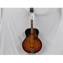 Kawai 1970s Hollow Body Acoustic Guitar
