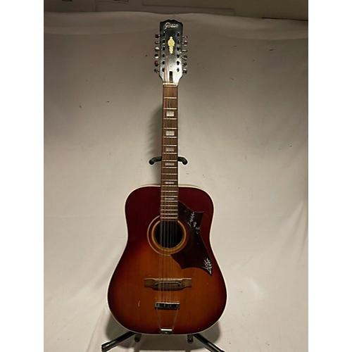 Greco 1970s Hummingbird 12 String Acoustic Guitar